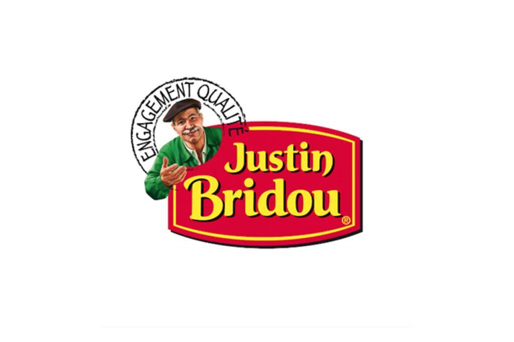 Logo Client JUSTIN BRIDOU